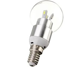 Sphärische LED-Birnen-Birne