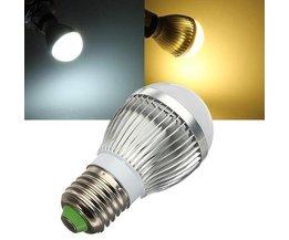 LED Kugel-Birne