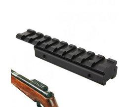 11Mm Bis 20Mm Schwalbenschwanz-Adapter Rifle