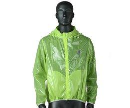 Windundurchlässiges Fahrrad Raincoat