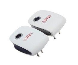 Ultraschallantimoskito-Stecker (USA Und EU-Stecker)