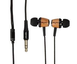 Holz-Kopfhörer