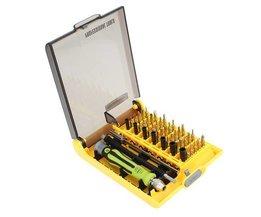 45 IN 1 Schraubenzieher-Reparatur-Werkzeug Für Handy