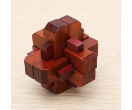 Holz Puzzles Denksportaufgaben