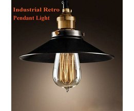 Retro Amerikanische Lampe
