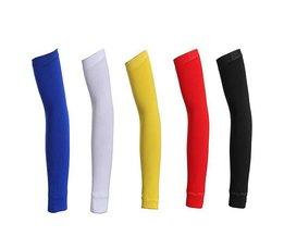 Bunte Armstulpen Mit UV-Schutz