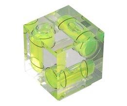 3D-Kamera-Wasserwaage