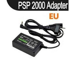Ladegerät Und EU-Adapter Für PSP 1000 & 2000