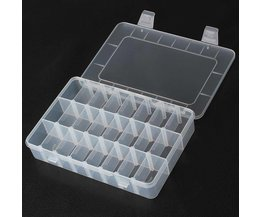 Kunststoff-Box Box Mit 24 Boxen