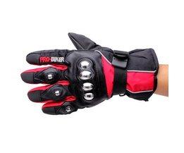 Motorrad-Handschuhe Pro-Biker HX-04