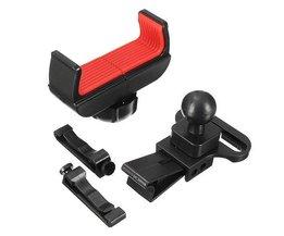 Anti-Rutsch-Einstellbare Telefon-Halter Für Im Auto