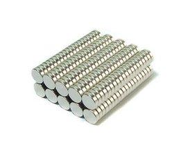 Runder Magnet Neodym (50 Stück)