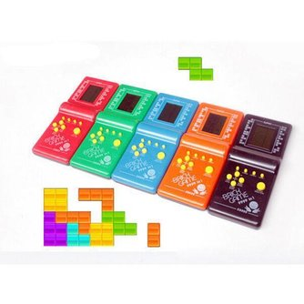 Tetris Spiel-Konsole