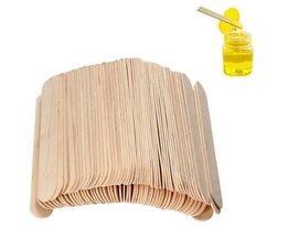 100 Stück Holz (Resin) Spachteln