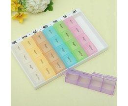 Pillbox Für Den Täglichen Gebrauch