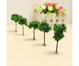 Kleine Bäume Für Die Dekoration 5 Stück