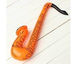 Aufblasbares Spielzeug Saxophon