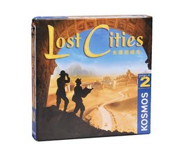 Lost Cities Brettspiel