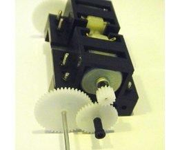 Modellteile Schaltgetriebe