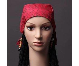 Jack Sparrow-Perücke