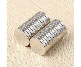 Supermagneten Neodym (25 Stück)