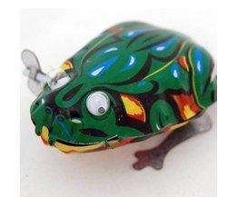 Windup Frosch