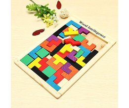 Holz Gehirn Cracker Kids Puzzle