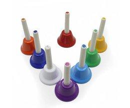 Musik-Spielzeug-Set Von 8 Hand Anruf