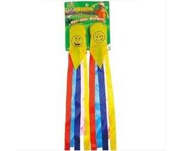 Spielzeug Für Draußen Mit Einem Smiley
