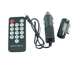 FM Transmitter Auto Für IPad / IPhone / IPod