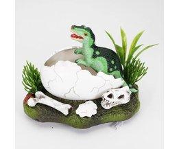 Dinosaurier-Aquarium Dekoration