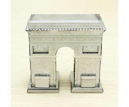 ZOYA Metall Arc De Triomphe 3D Puzzle