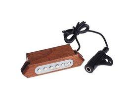 Holz Pickup Für Akustikgitarren