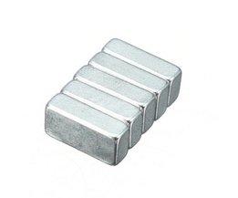Super Strong Neodym-Magnete N35 10X5X3Mm