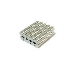 Runde Neodym-Magnete (8 Stück)