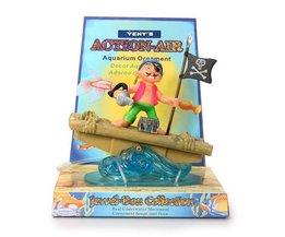 Aquarium-Pirat