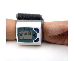 Digital-Blutdruck Und Herzfrequenz-Monitor