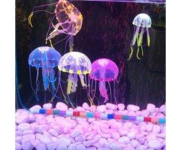 Dekorative Quallen Aquarium