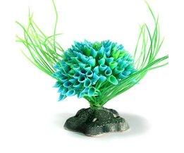Kunststoff Pflanze Aquarium