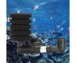 Aquarium Schwammfilter