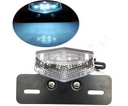 Motorrad LED Rücklicht