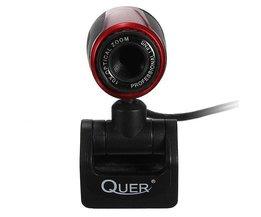 Webcam Mit Mikrofon
