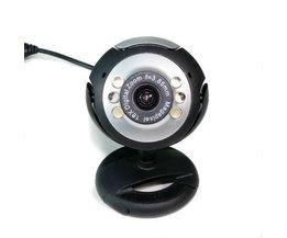 12-Megapixel-Webcam Mit Mikrofon