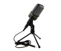 Studio-Mikrofon Mit Stativ