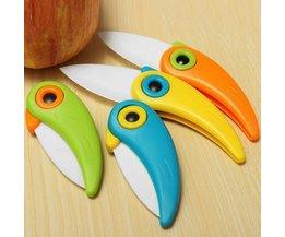 Faltbare Mini Keramisches Schnipsel-Messer