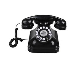 Retro Telefon-Drehscheibe
