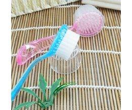 Bürste Für Die Reinigung Gesicht
