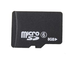8GB Micro SDHC Speicherkarte