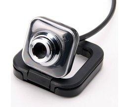 Webcam Mit Mikrofon USB 16.0 Mega Pixel