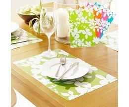 Schöne Umweltfreundlich Tischsets